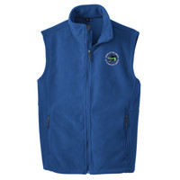 F219 - Caddo Lodge Logo - EMB - Fleece Vest