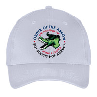 CP80 - Caddo Lodge Logo - EMB - Cap