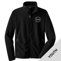 Y217 - Caddo Lodge Logo - EMB - Youth Fleece Jacket