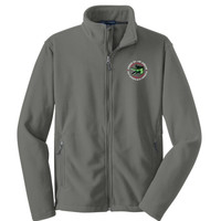 F217 - Caddo Lodge Logo - EMB - Fleece Jacket