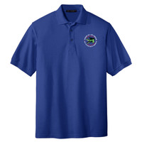 K500 - Caddo Lodge Logo - EMB - Pique Polo