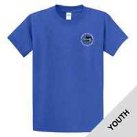 PC61Y - Caddo Lodge Logo - EMB - Youth T-Shirt